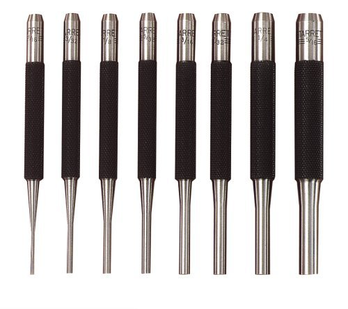 Starrett S565PC Drive Pin Punch Set (8 Pieces) Model: S565PC Misc.