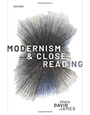 Modernism and Close Reading