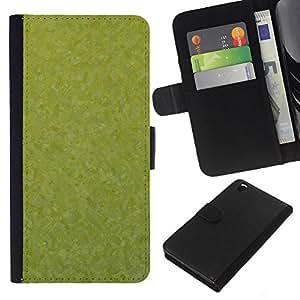 JackGot ( Texture Verde ) HTC DESIRE 816 la tarjeta de Crédito Slots PU Funda de cuero Monedero caso cubierta de piel