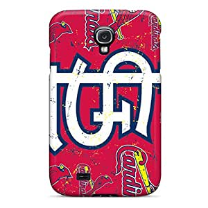 Galaxy Cover Case - St. Louis Cardinals Protective Case Compatibel With Galaxy S4