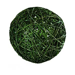 Decorative Ball in Green (3 in. Dia.)