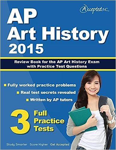 AP Art History 2015: Review Book for AP Art History Exam