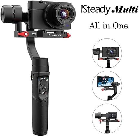Hohem iSteady Multi 3 Axis Handheld Gimbal Stabilizer para Sony ...