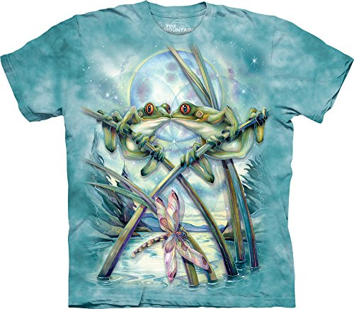 The Mountain Men's Big and Tall Frogs and Kisses T-Shirt,...