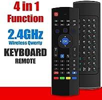 Yudanny 2.4G Wireless Remote Control Keyboard Air Mouse para MXQ Android XBMC TV Box: Amazon.es: Industria, empresas y ciencia