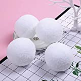 Supoice 80 Pack Snow Fight Balls 3 Inch Large Size