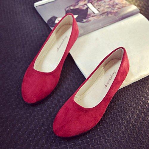 Mocassins Pour red Femme Pour red hunpta Femme hunpta Mocassins gwOBxx
