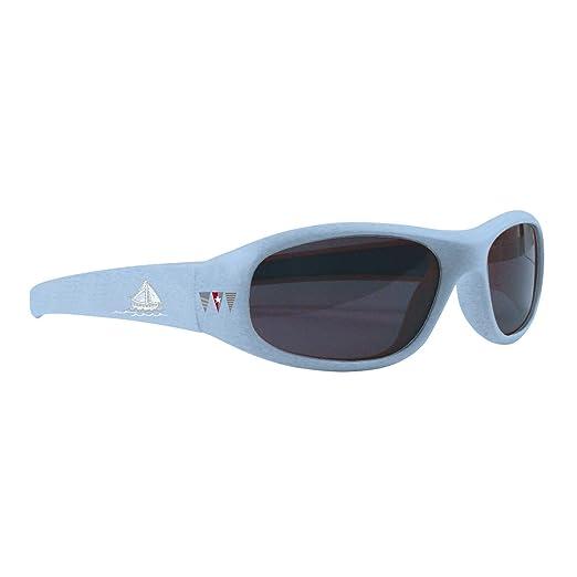 Chicco Kinder-Sonnenbrille, flexible und kratzfeste Linsen, ab 24Monaten, Pink/Orange/Blau Sonnenbrille 80 cm orange