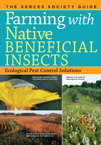 Farming with Native Beneficial Insects: Ecological Pest Control Solutions - Insects Strip