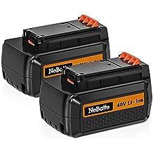[Patrocinado] libatter 40V 2,5Ah batería para black & decker
