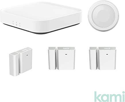 kami YI Smart Security Starter Kit Box