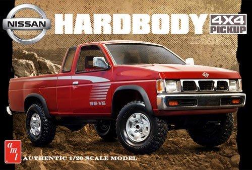 1/20 1993 Nissan Hardbody 4x4 Pickup (Nissan Hardbody 4 X 4)
