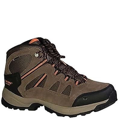 Hi-Tec Men's Ridge Mid WP I Boots Brown 10 D(M) US