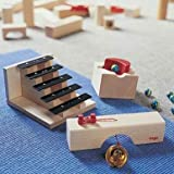 : HABA Sound Staircase - Marble Ball Track Accessory (Made in Germany)