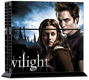 Twilight Vampire Knight Vinyl Decal Skin Sticker For PlayStation 4 PS4 Console
