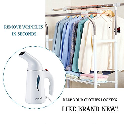 Steamer for clothes by laputa clothes steamer perfect for travel home amazing handheld - Six advantages using garment steamer ...