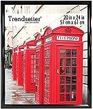 MCS Trendsetter 20x24 Inch Poster Frame, Black (65679)