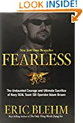 #8: Fearless: The Undaunted Courage and Ultimate Sacrifice of Navy SEAL Team SIX Operator Adam Brown