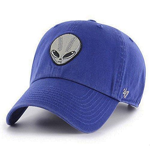 '47 Minor League Baseball Las Vegas 51S Clean Up Adjustable Hat, Royal, One Size