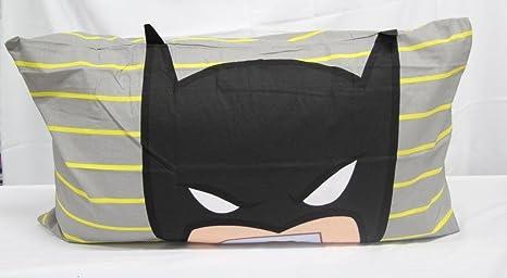 Almohada Cojín Almohada Disney algodón Batman Superhéroe 50 ...