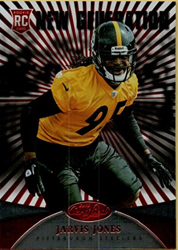 Football NFL 2013 Certified Platinum Red #238 Jarvis Jones Steelers by