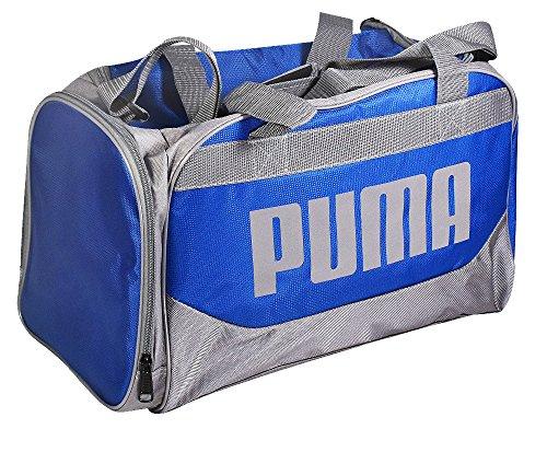 (Puma Men's Transformation Duffel, blue)