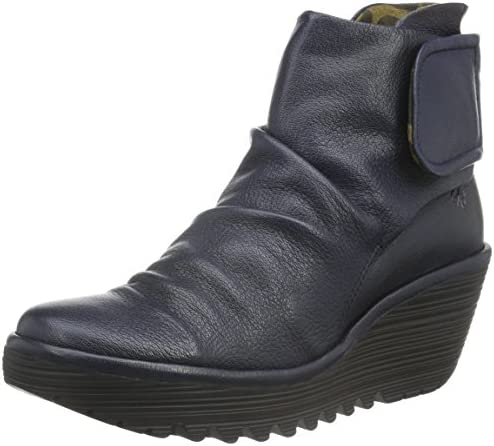 Fly London Yegi689fly, Botines para Mujer: Amazon.es: Zapatos y ...