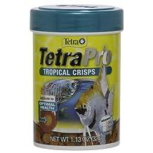 Tetra 77071 TetraPRO Tropical Crisps for Fishes, 185ml