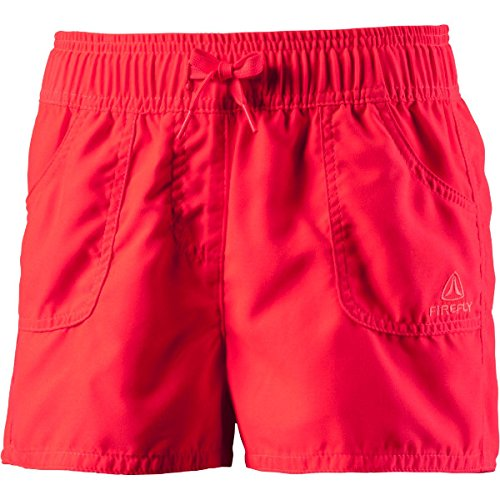 FireFly Damen Bade-Short Boardshort Barbie II red light RED LIGHT