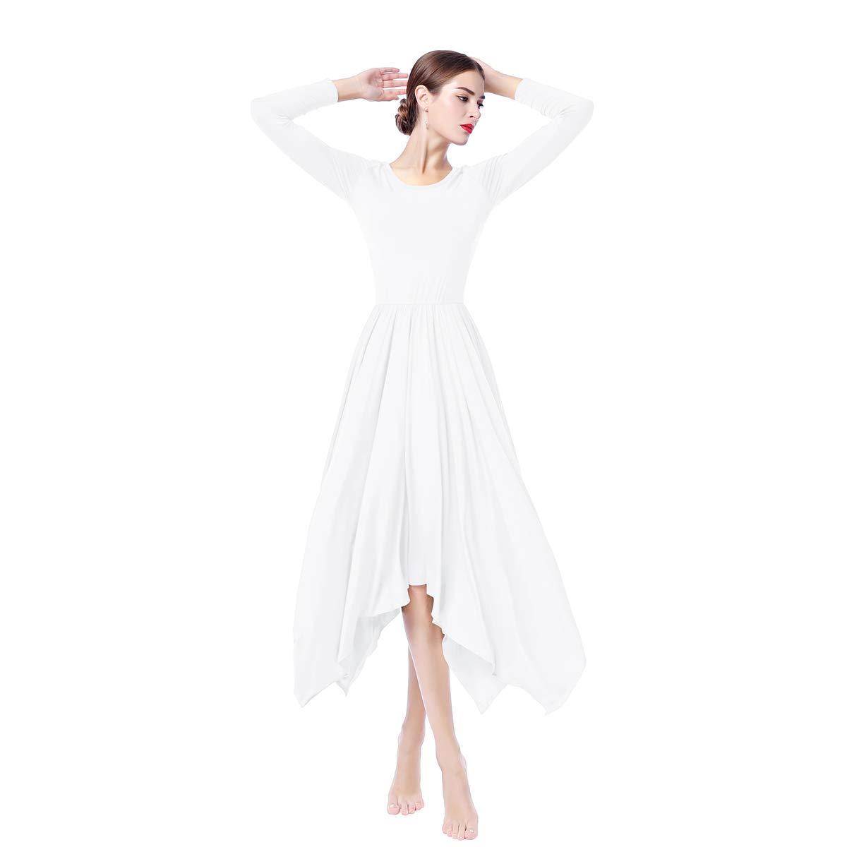 IBTOM CASTLE DRESS IBTOM レディース B07DNWDV1V B07DNWDV1V Large|ホワイト ホワイト ホワイト Large, 芽室町:9c63c51f --- ijpba.info