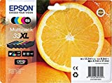 Epson EP64529 Inkjet Cartridge - Cyan/Magenta/Yellow/Black/Photo Black (Pack of 5)