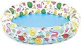 Intex Inflatable Stars Kiddie 2 Ring Circles