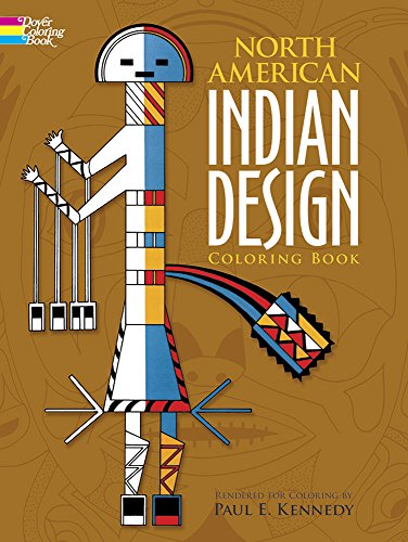 Toy Story Coloring Pages (North American Indian Design Coloring Book (Dover Design Coloring)