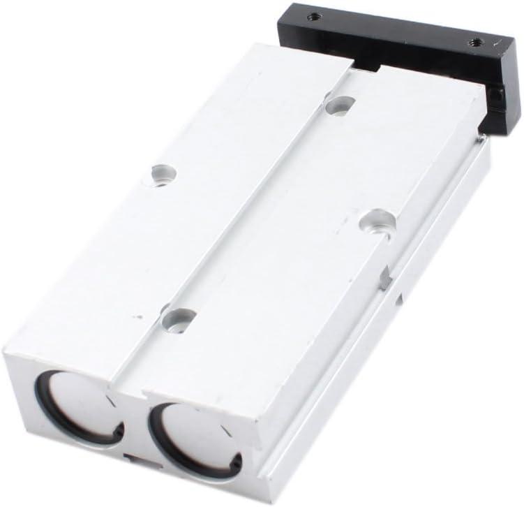 DealMux doble acci/ón 20 mm Di/ámetro 60 mm Carrera del pist/ón del cilindro de aire de doble varilla