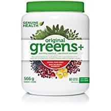 GENUINE HEALTH GREENS+ MIXED BERRY 566 G