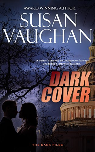 Dark Cover (The DARK Files Book 2) by [Vaughan, Susan]