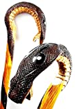 oleksandr.victory COBRA Cane Walking Stick Wooden Handmade Men's Accessories