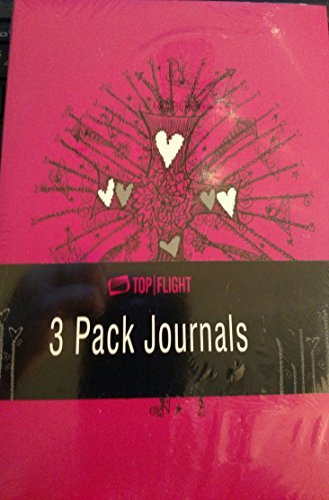 Download Top Flight 3-Pack Scribble Art Journals (Assorted Colors) pdf