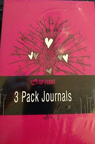 Download Top Flight 3-Pack Scribble Art Journals (Assorted Colors) pdf epub