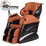 New Tsukino JP316 - 4D Full Body Massage Chair Recliner (Saddle...