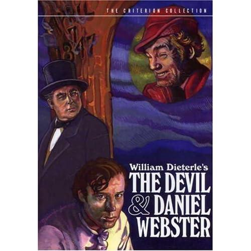 webster and the devil