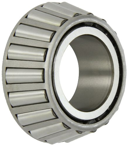 Timken HM807046 Tapered Roller Bearing, Single Cone, Standard Tolerance, Straight Bore, Steel, Inch, 2.0000