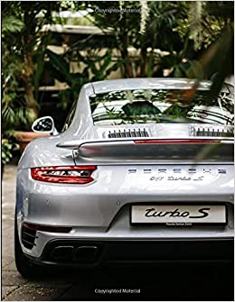 Silver Porsche Turbo S Sports Car Notebook: Cornell Notes Style Note-Taking Notebook: Amazon.es: UltimateMade: Libros en idiomas extranjeros
