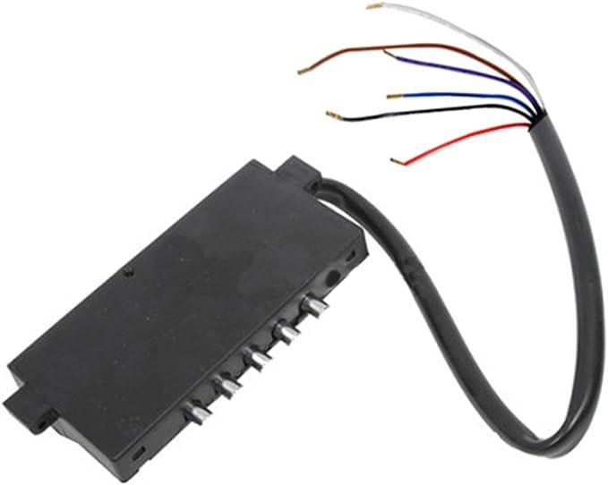 B & Q, Cata, Designair y Cooke & Lewis Genuine Horno campana extractor ventilación botón de control PCB interruptor: Amazon.es: Hogar