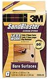 3M 20908-80 80 Grit SandBlaster™ Bare Surface Sanding Sponge Block