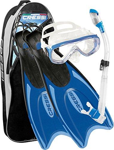 Cressi Weight Premium Travel Snorkel product image