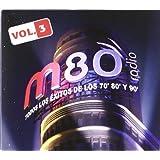 M-80 Los Exitos De Los 70, 80 Y 90 Vol.3