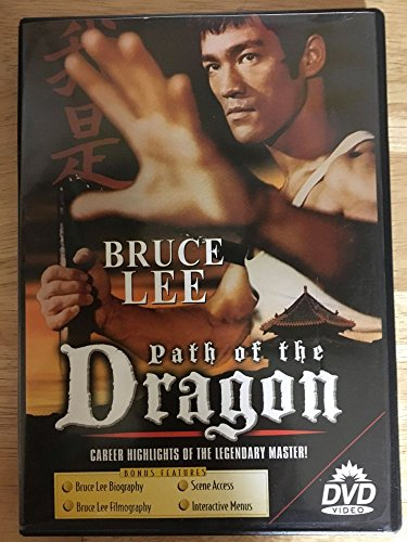 Bruce Lee: Path of the Dragon - Career Highlights of the Legendary - Hut Career