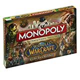 world warcraft monopoly - Monopoly World Of Warcraft Board Game