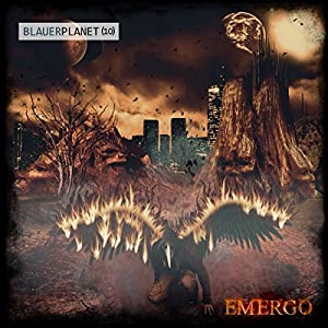Emergo (Blauer Planet 10) Hörspiel